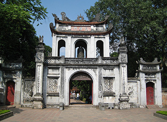Literature Temple Van Mieu